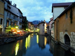 annecy traveling france