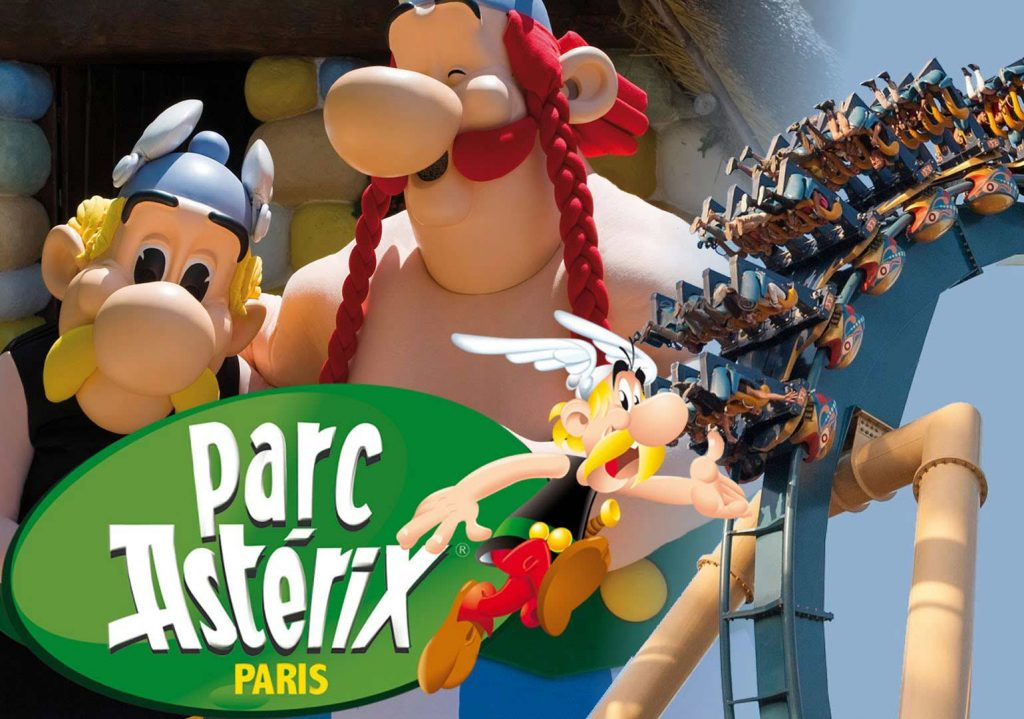 asterix parc entertainment