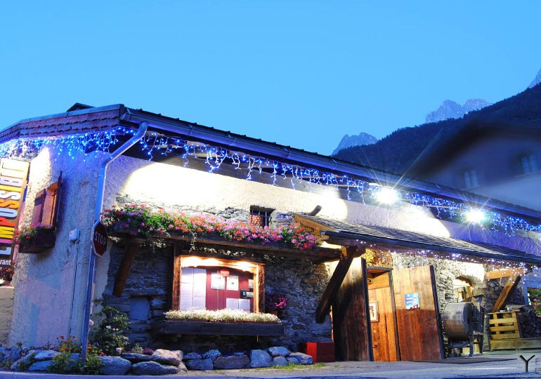 restaurant impossible chamonix